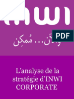 L'Analyse de La Stratégie d'INWI CORPORATE