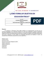 COMÓ FORMULAR OBJETIVOS EN ED. FÍSICA.pdf