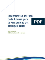 Plan Alianza Triángulo Norte