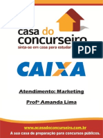 Apostila Marketing AmandaLima