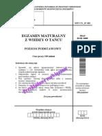 Matura 2008 - WOT - poziom podstawowy - odpowiedzi do arkusza maturalnego (www.studiowac.pl)