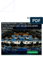 Annual Shareholders' Meeting - 03.30.2015 - Practical Guide