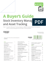 A Buyer's Guide Stock Inventory Management and Asset Tracking