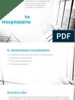 Aislamiento Hospitalario