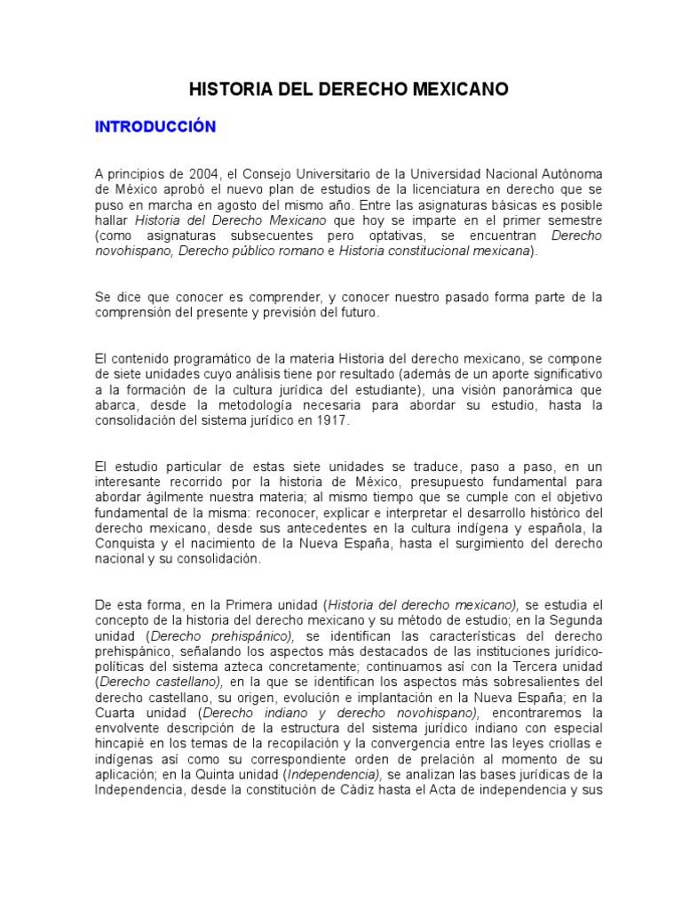 Analisis Del Matrimonio Romano Y El Actual : Historia del derecho mexicano