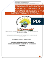 Bases de Contratacion de asesoría en Gestion Pública.doc