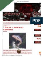 Portal Dos Mitos_ Fintan, o Salmão Da Sabedoria