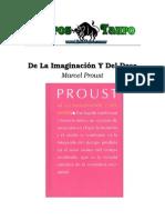 Proust, Marcel - De La Imaginacion Y Del Deseo