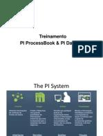 Treinamento  PI ProcessBook & PI DataLink