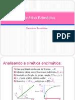 Exercicios cinética enzimatica