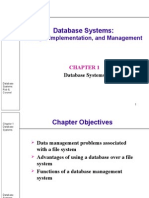 CH1 Database system