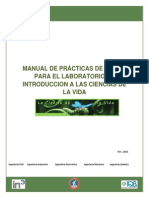 Manual de Ciencias de La Vida 2015