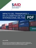Impacto Transporte Logistica 2006