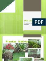Mis Plantas Planticity