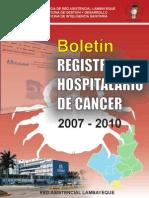 Boletin RHC 2007-2010