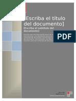 Informe Para Mañana Sobre La Brujula
