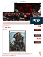 Portal Dos Mitos_ Kvasir