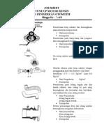 Job Sheet Praktikum Motor Bensin