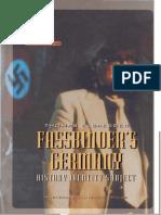 Elsaesser Fassbinder Germany