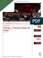 Portal Dos Mitos_ Pérák, o _Homem Mola_ de Praga