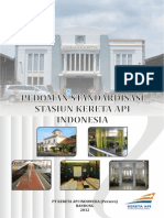 Buku Standardisasi Stasiun 2012