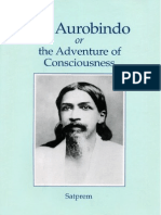 Satprem Sri Aurobindo or the Adventure of Consciousness