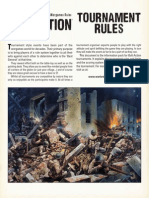 BA - Tournament Rules