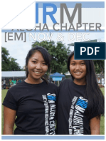 SHRM Aloha E-Magazine-Nov. & Dec. 2014