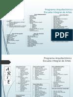 Programa Arq
