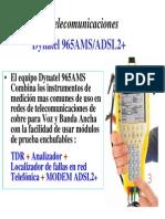 Dyna Tel 965