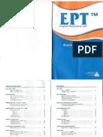 Examinee Handbook EPT TOEFL LIA