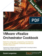 VMware vRealize Orchestrator Cookbook - Sample Chapter