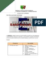 La Empresa (Economía)