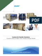 Custom Air Handler Design Guide