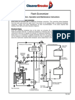 Flash Tank Heat Recovery Operating and Maintenance Manual