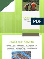 CARRETERAS Estudios Mecanica