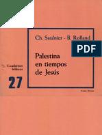 Cuadernos Biblicos - 27