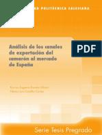Analisis de Los Canales de Exportacion Del Camaron
