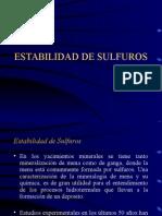 HIDROTERMALISMO_EstabilidadSulfuros