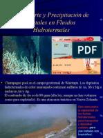 HIDROTERMALISMO_TransportePrecipitacionMetales