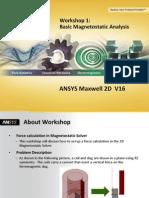 Maxwell v16 2D