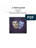 Groussac, Francois Paul - La Divisa Punzo