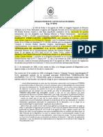 Sentencia TSJ SPA Nº 2207 21-11-2000 CVG Venalum vs Pivensa Domicilio Personas Juridicas