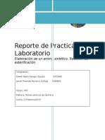 Reporte de Practica de Laboratorio