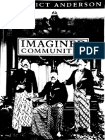 Anderson- Imagined Communities (Selection)