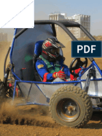 Project Report on ATV prototype BAJA SAE INDIA