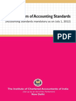 Compendium of Accounting Standards11