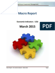 Lighthouse Macro Report - 2015 - March