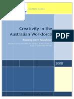 Creativity and Australian Management 2008.pdf