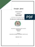 Google Glass-seminar Report